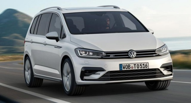 Suvsandcrossovers 2017 Vw Touran Suv And Crossover Ing