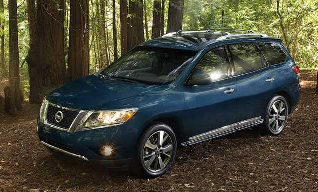 Suvsandcrossovers.com All New 2016 Nissan Pathfinder Features, Changes, Price, Reviews, Engine, MPG, Interior, Exterior, Photos