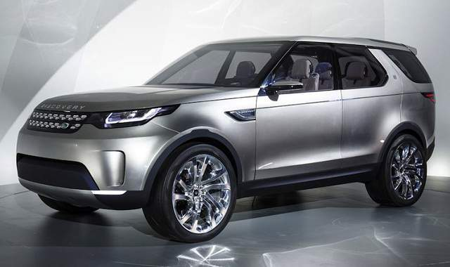 Suvsandcrossovers.com New 2017 SUVs ''2017 LAND ROVER DISCOVERY LR5 '' Best Small 2017 SUVs, Crossover, Specs, Engine, Release Date
