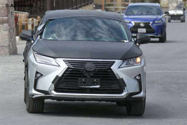 Suvsandcrossovers.com 2017 SUV And Crossover Buying Guide: ''2017 Lexus TX'' Reviews, Price, Features