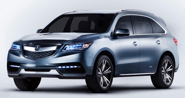 Suvsandcrossovers.com 2017 SUV And Crossover Buying Guide: 2017 ''Acura MDX'' Reviews And Price