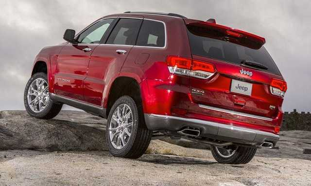 Suvsandcrossovers.com All New ''2017 Jeep Grand Cherokee'': new models for 2017, Price, Reviews, Release date, Specs, Engines, 2017 Release dates