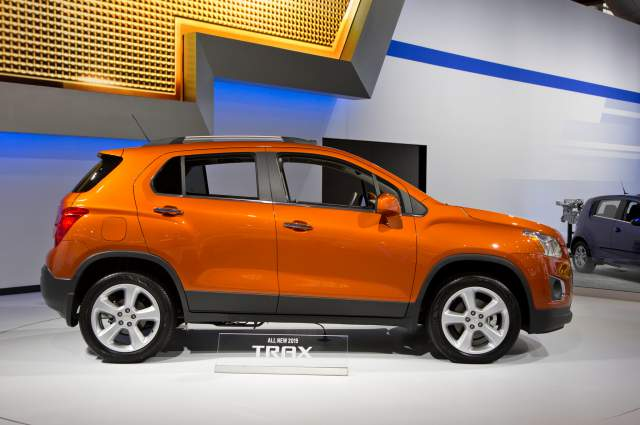Suvsandcrossovers.com NEW 2018 CHEVROLET TRAX IS A SUV-CROSSOVER WORTH WAITING FOR IN 2018, NEW 2018 SUV-CROSSOVER RELEASE