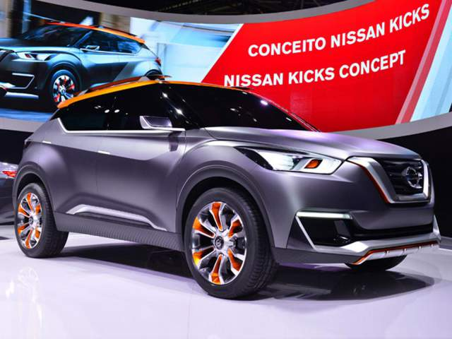 Suvsandcrossovers.com New ''2017 Nissan Kicks '' Review, Specs, Price, Photos, 2017 SUV And Crossover