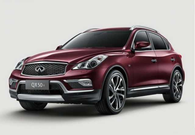 Suvsandcrossovers.com New 2017 SUVs ''2017 Infiniti QX50 '' Best Small 2017 SUVs, Crossover, Specs, Engine, Release Date