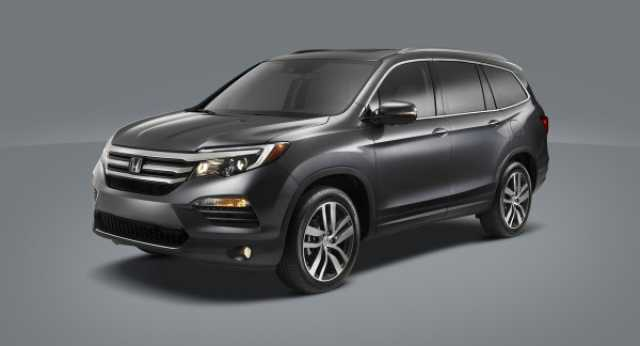 Suvsandcrossovers.com 2017 SUV And Crossover Buying Guide: '' 2017 Honda Pilot '' Reviews And Price