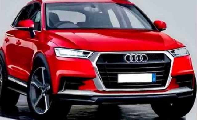 Suvsandcrossovers.com New 2017 SUVs ''2017 AUDI Q5 '' Best Small 2017 SUVs, Crossover