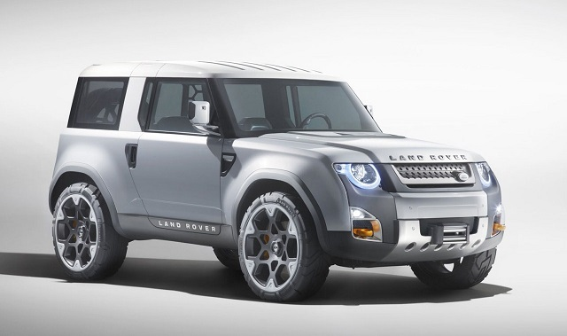 Suvsandcrossovers.com New 2017 SUVs ''2017 LAND ROVER DEFENDER '' Best Small 2017 SUVs, Crossover, Specs, Engine, Release Date
