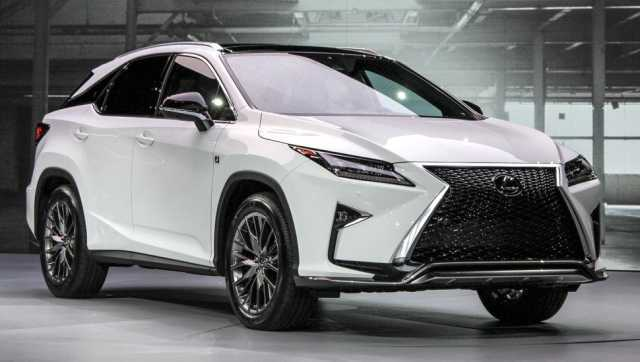 Suvsandcrossovers.com All New ''2017 Lexus RX 350 '': new models for 2017, Price, Reviews, Release date, Specs, Engines, 2017 Release dates