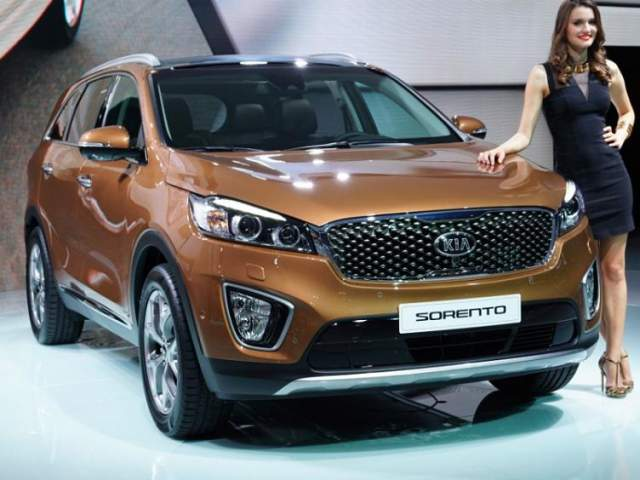 Suvsandcrossovers.com New ''2017 Kia Sorento '' Review, Specs, Price, Photos, 2017 SUV And Crossover