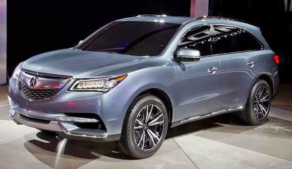 SUVSandCROSSOVERS.COM 2017 SUVs Worth Waiting For ''2017 Acura MDX SUV'' 2017 SUV Lineup