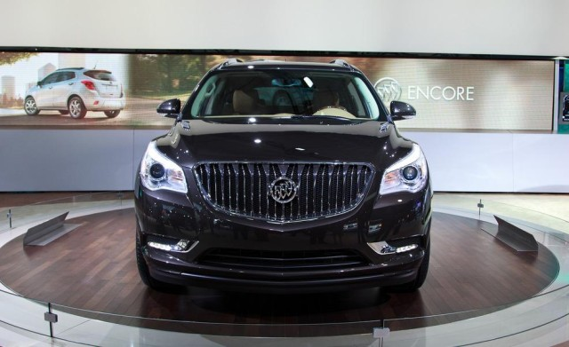 2018 SUVS WORTH WAITING FOR ''2018 BUICK ENCLAVE SUV'' 2018 SUV LINEUP