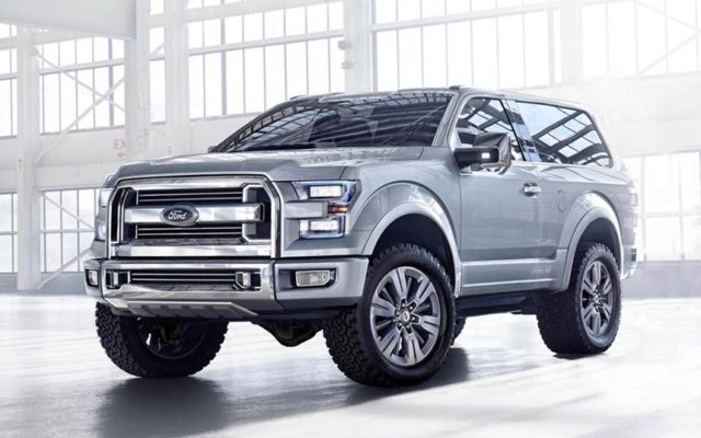 SUVSandCROSSOVERS.COM 2017 SUVs Worth Waiting For ''2017 Ford Bronco SVT Raptor '' 2017 SUV Lineup