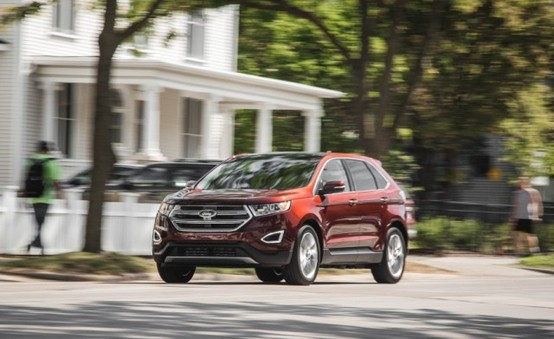 2018 SUVS WORTH WAITING FOR ''2018 FORD EDGE SUV'' 2018 SUV LINEUP
