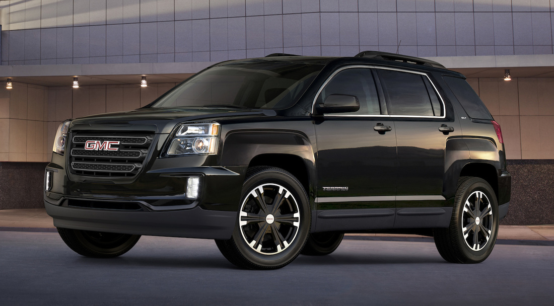 2017 SUVs Worth Waiting For ''2017 GMC Terrain '' 2017 SUV Lineup