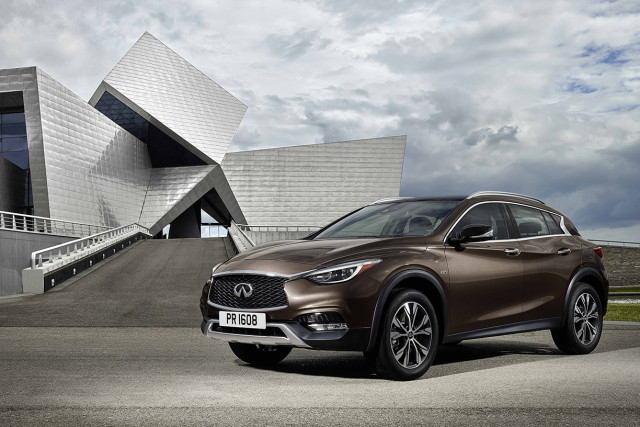 2018 SUVS WORTH WAITING FOR ''2018 INFINITI QX30 '' 2018 SUV LINEUP