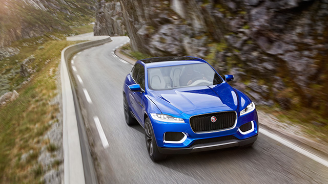 2018 SUVS WORTH WAITING FOR ''2018 JAGUAR F - PACE SUV'' 2018 SUV LINEUP