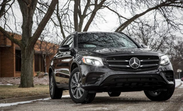 SUVSandCROSSOVERS.COM 2017 SUVs Worth Waiting For ''2017 Mercedes GLC '' 2017 SUV Lineup