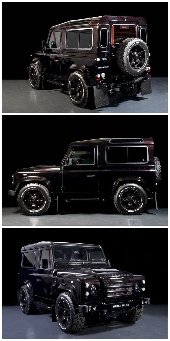 "MUST SEE "" 2017 Land Rover Defender 90 - Urban Truck Ultimate Edition"", 2017 Concept SUV Photos and Images, 2017 All New SUVs"
