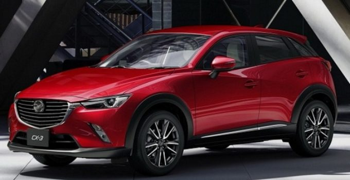 New 2018 Mazda CX-3, Changes, Reviews, Price, Updates, Release Date