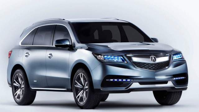 New 2017 Acura Mdx Review Specs Price Photos Suv And Crossover