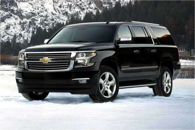 Suvsandcrossovers.com 2017 SUV And Crossover Buying Guide: ''2017 Chevy Suburban '' Reviews, Price, Features