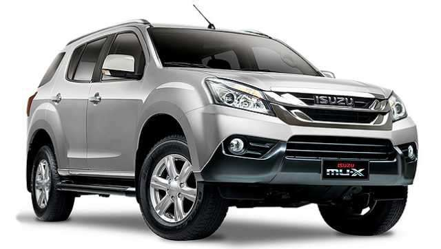 Suvsandcrossovers.com 2017 SUV And Crossover Buying Guide: ''2017 Isuzu MU-X '' Reviews, Price, Features