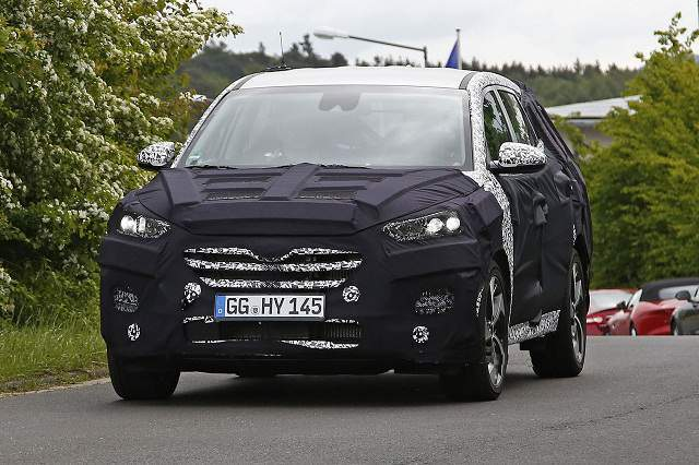 NEW 2018 HYUNDAI IX35 IS A SUV-CROSSOVER WORTH WAITING FOR IN 2018, NEW 2018 SUV-CROSSOVER RELEASE