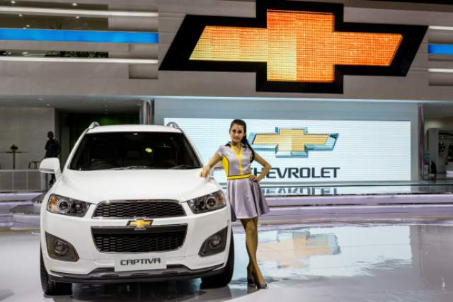 Suvsandcrossovers.com 2017 SUV And Crossover Buying Guide: '' 2017 Chevrolet Captiva'' Reviews And Price