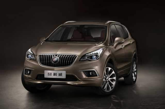 Suvsandcrossovers.com 2017 SUV And Crossover Buying Guide: 2017 '' Buick Envision '' Reviews And Price