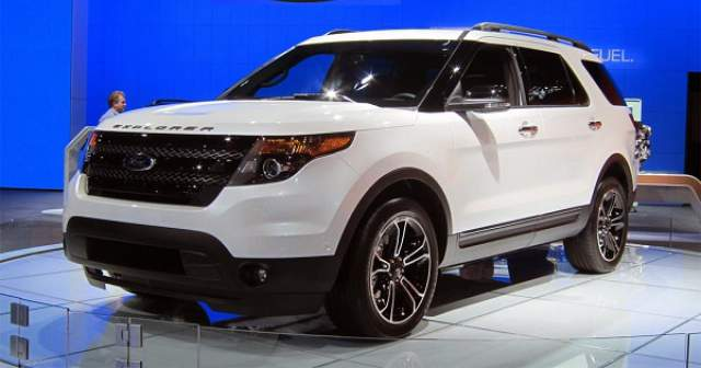 Suvsandcrossovers.com New ''2017 Ford Explorer '' Review, Specs, Price, Photos, 2017 SUV And Crossover