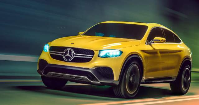 Suvsandcrossovers.com New ''2017 Mercedes GLC '' Review, Specs, Price, Photos, 2017 SUV And Crossover