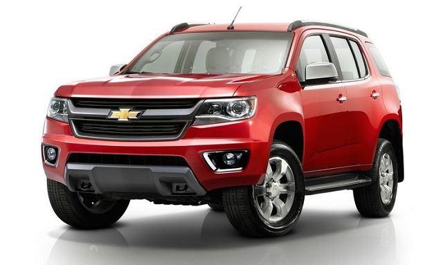 Suvsandcrossovers.com New 2017 SUVs ''2017 CHEVROLET BLAZER K5 '' Best Small 2017 SUVs, Crossover, Specs, Engine, Release Date