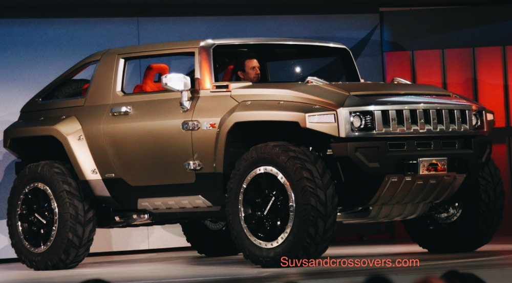 Hummer Models List >> New 2017 Hummer Photos, Price, Concept – 2014 Hummer Overview
