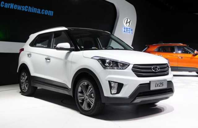 Suvsandcrossovers.com 2017 SUV And Crossover Buying Guide: '' 2017 Hyundai ix25 '' Reviews And Price