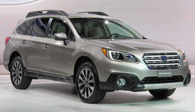 Suvsandcrossovers.com 2017 SUV And Crossover Buying Guide: ''2017 Subaru Outback '' Reviews, Price, Features
