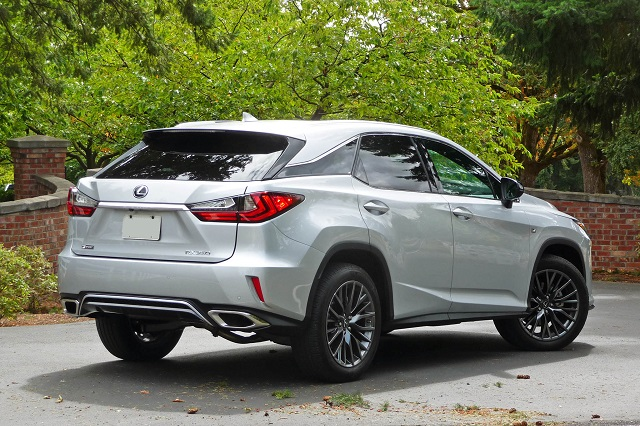 Suvsandcrossovers.com New 2017 SUVs ''2017 LEXUS RX '' Best Small 2017 SUVs, Crossover, Specs, Engine, Release Date
