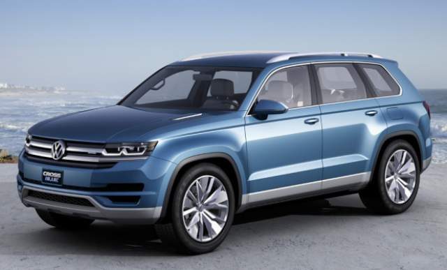 2018 VW CROSSBLUE IS A SUV-CROSSOVER WORTH WAITING FOR IN 2018, NEW 2018 SUV-CROSSOVER RELEASE DATE