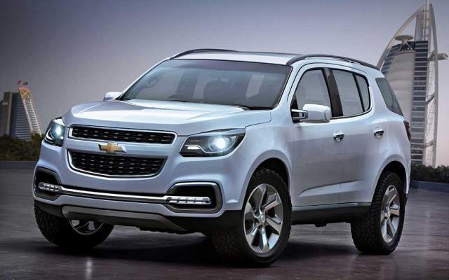 Suvsandcrossovers.com NEW 2018 CHEVY TRAILBLAZER IS A SUV-CROSSOVER WORTH WAITING FOR IN 2018, NEW 2018 SUV-CROSSOVER RELEASE