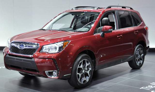 Suvsandcrossovers.com All New 2016 Subaru Forester Features, Changes, Price, Reviews, Engine, MPG, Interior, Exterior, Photos