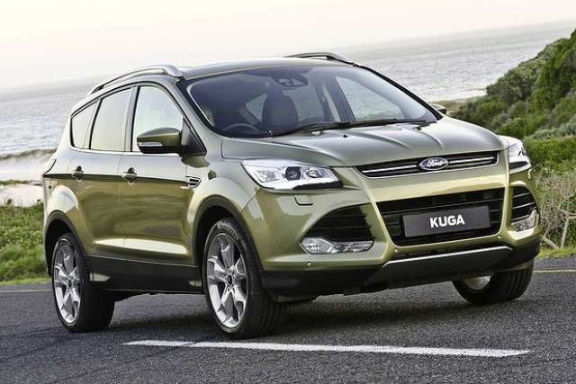 Suvsandcrossovers.com 2017 SUV And Crossover Buying Guide: ''2017 Ford Kuga '' Reviews, Price, Features