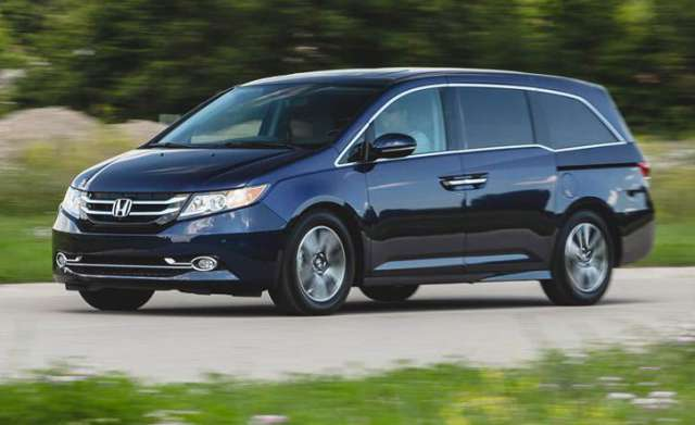 Complete list of 7 passenger 2018 suvs and vehicles for Honda 7 seater suv