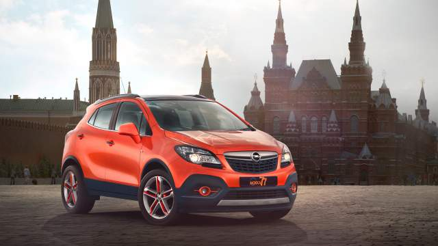 Suvsandcrossovers.com New ''2017 Opel Mokka '' Review, Specs, Price, Photos, 2017 SUV And Crossover