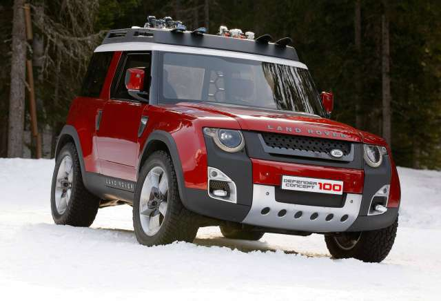 Suvsandcrossovers.com 2017 SUV And Crossover Buying Guide: ''2017 Land Rover Defender'' Reviews, Price, Features