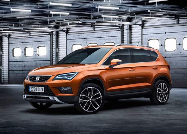 Suvsandcrossovers.com 2017 SUV And Crossover Buying Guide: ''2017 SEAT Ateca'' Reviews, Price, Features