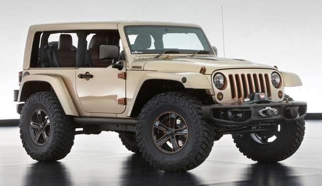 Suvsandcrossovers.com 2017 SUV And Crossover Buying Guide: ''2017 Jeep Wrangler'' Reviews, Price, Features