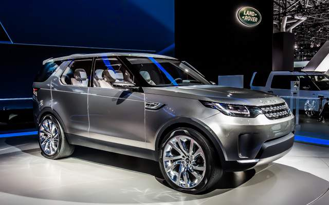 Suvsandcrossovers.com All New ''2017 Land Rover Discovery '': new models for 2017, Price, Reviews, Release date, Specs, Engines, 2017 Release dates