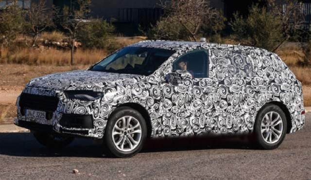 Suvsandcrossovers.com All New 2016 Audi Q8 Features, Changes, Price, Reviews, Engine, MPG, Interior, Exterior, Photos