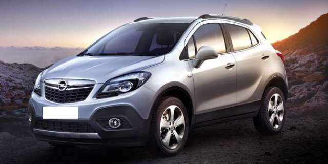 Suvsandcrossovers.com 2017 SUV And Crossover Buying Guide: ''2017 Opel Mokka '' Reviews, Price, Features
