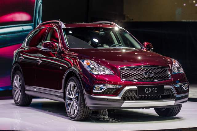 Suvsandcrossovers.com New ''2017 Infiniti QX50 '' Review, Specs, Price, Photos, 2017 SUV And Crossover